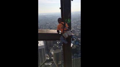 Zou jij elke dag op zo'n hoogte kunnen werken?
