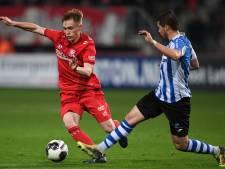FC Twente-spelers Smith en Maria missen wedstrijd tegen GA Eagles