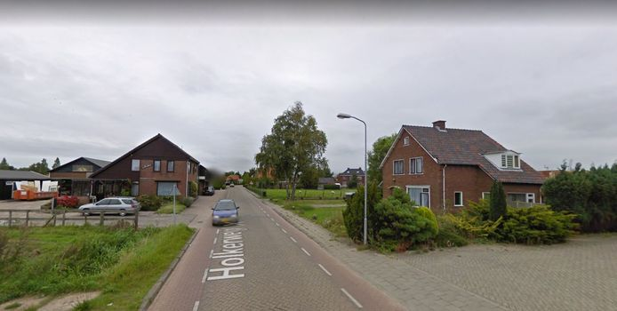 De Holkerweg in Nijkerk