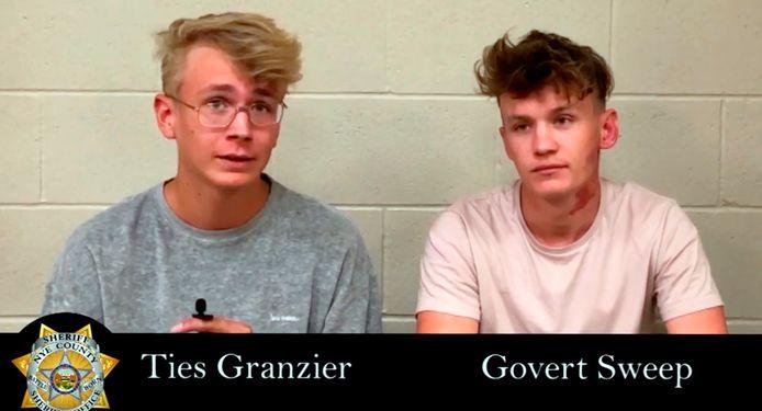 Les deux jeunes ont écopé de 3 jours de prison et d'une lourde amende
