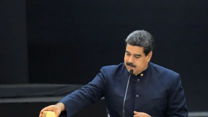 VS kondigen nieuwe sancties tegen Venezuela aan