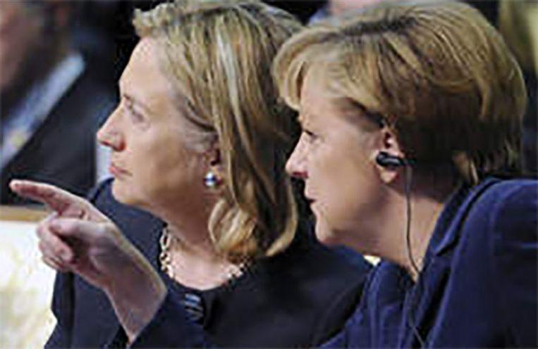Hillary Clinton en Angela Merkel zijn allebei oudste kind.