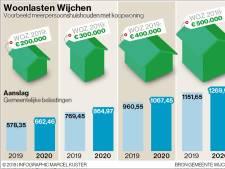 Wijchenaar fors meer kwijt aan lokale belastingen