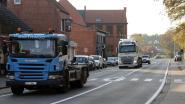 Provincie legt 5 tracés op tafel voor nieuwe verbindingsweg die vrachtverkeer uit dorpskernen moet houden