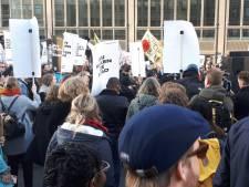 Drukbezochte demonstratie voor beter nachtleven in Rotterdam