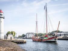 Zeilschip Linquenda II begint vandaag met 'expeditie' over Haringvliet