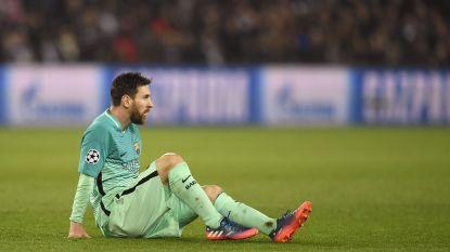 De pleuris breekt uit bij FC Barcelona