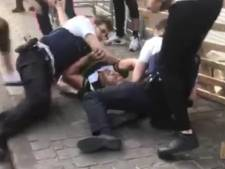 Policiers victimes de violences à Anderlecht: un suspect placé sous mandat d'arrêt