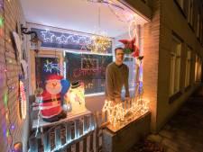 Gratis en voor niets genieten van Nijmeegse kerstpaleisjes: 'Beetje over the top is juist mooi'