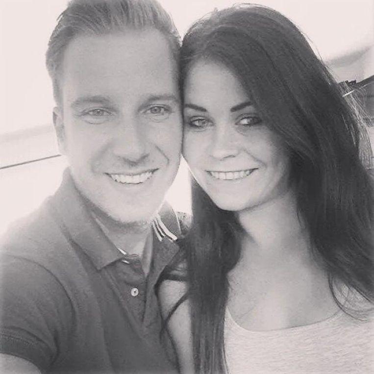 Lizanne en David.