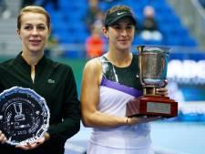 Tennistoernooien in Moskou geschrapt wegens corona