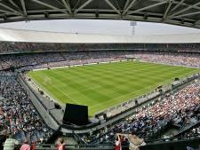 Feyenoord wacht nog steeds op BAM voor vernieuwde Kuip
