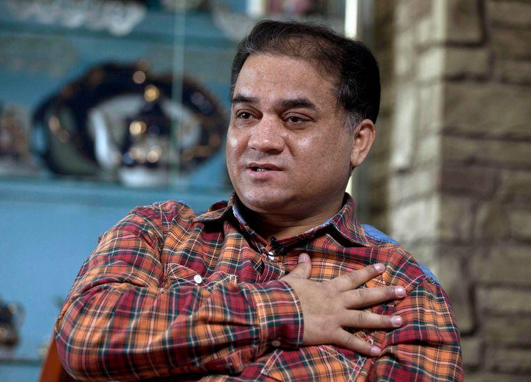 Ilham Tohti. Beeld AP