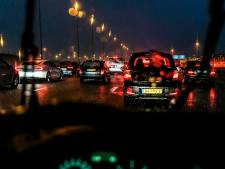 Ongevallen zorgen voor files en vertragingen rond Raalte en Heerde