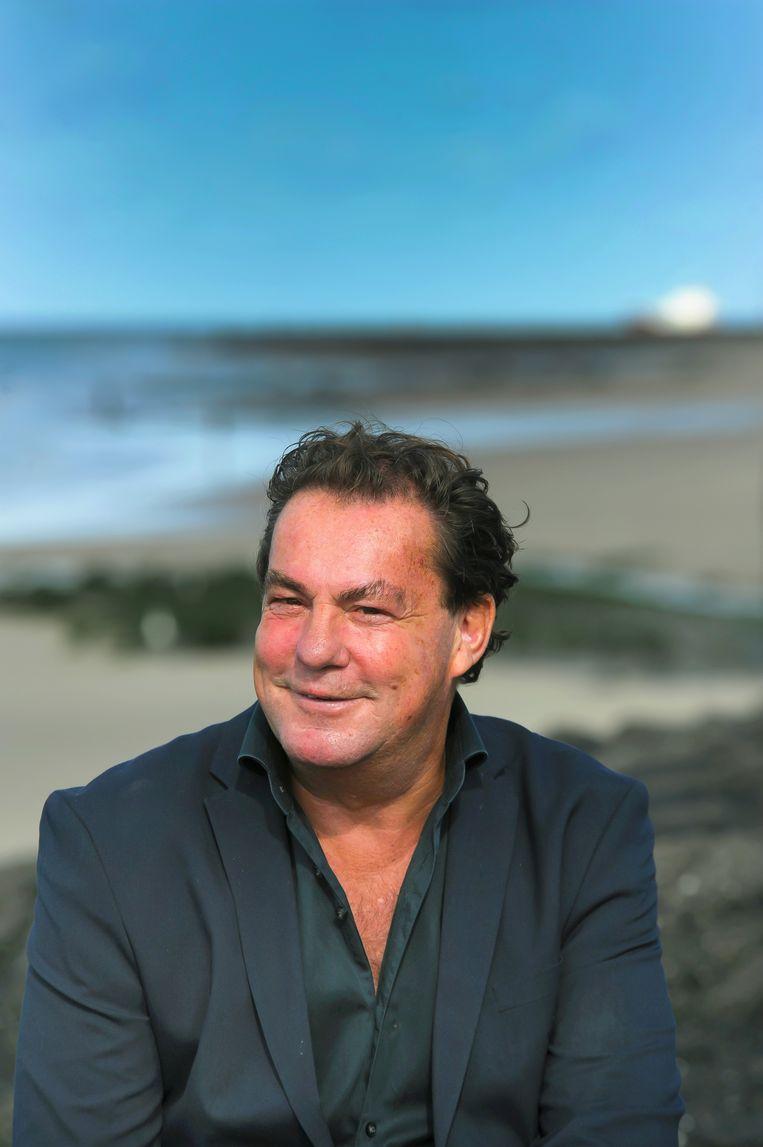 Leo Hannewijk, oprichter van Film by the Sea. Beeld Lex de Meester