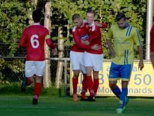 4G/4H: Achates wint met 10-0, doelpuntenfestijn bij SIOL-VIOS'38