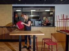 Bij Floor opent in Wijchen-Oost: lunchen en flexwerken in een oude truckfabriek