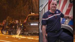 """Klacht wegens late oproep bij dodelijk ongeval brommobiel: """"We hadden meisjes sneller kunnen bevrijden"""""""