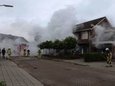 Raaltenaar die om echtscheiding zijn eigen huis in brand stak moet 2 jaar de cel in