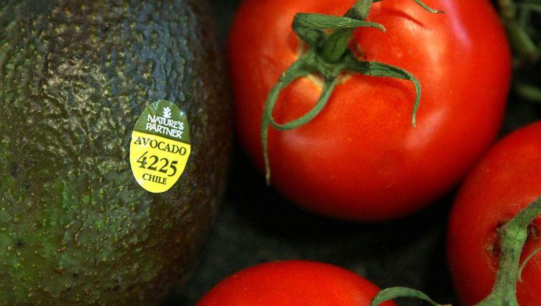 Een avocado. Beeld afp