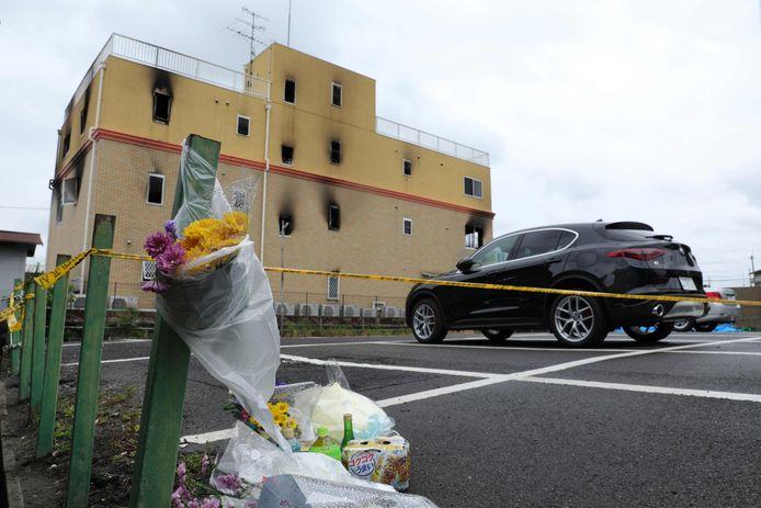 De brand zou het dodelijkste misdrijf in Japan zijn in bijna twintig jaar.