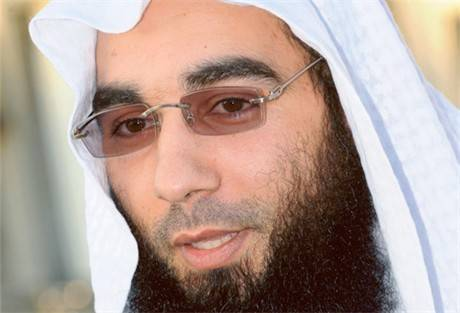 Abou Imran, de Belgische woordvoerder van de Sharia-organisaties, heeft zijn telefoongesprek met de Haagse imam op het internet gezet.