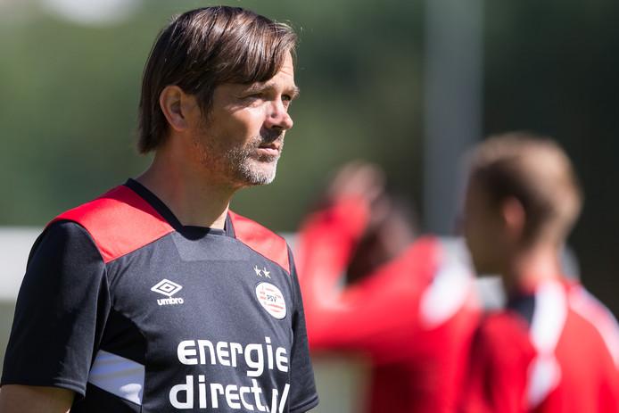 PSV-trainer Phillip Cocu.