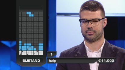 """'Blokken'-recordhouder Ewout gaat er uit in de twaalfde aflevering: """"Het was op"""""""