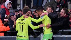 Oostende op karakter naar halve finales: goal Zivkovic volstaat om Eupen te vloeren