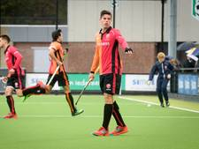 Mannen Oranje-Rood in het laatste kwart langs Almere