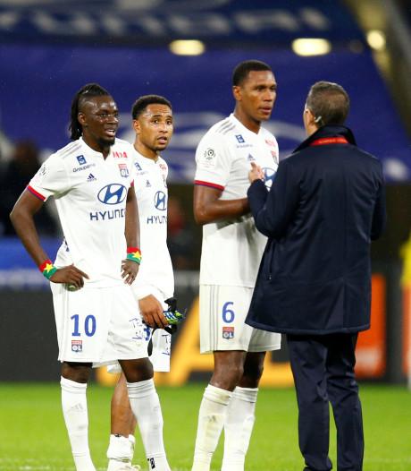 Lyon zonder Memphis en mét Tete stelt teleur tegen Dijon