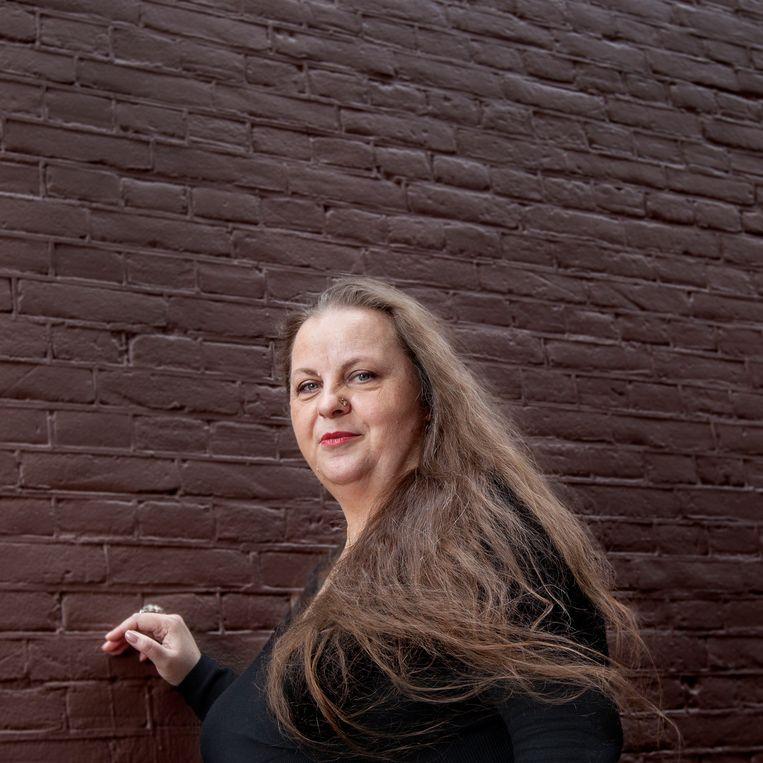 Bettina Stangneth: 'Jihadisten handelen op grond van een theorie. We moeten hun  manifesten lezen.' Beeld Maartje Geels
