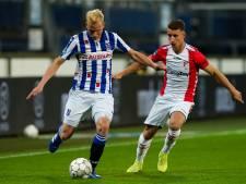 LIVE | Veerman en Nygren helpen Heerenveen aan voorsprong tegen FC Emmen