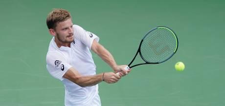 Goffin voor de eerste keer naar finale van masterstoernooi