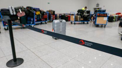 Bagagesysteem Brussels Airport verloopt weer normaal: driekwart van achtergebleven bagage vandaag naar bestemming