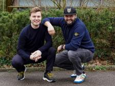 Twee Tilburgers zien Ziyech als inspiratiebron: 'Pas als je kan voetballen ben je een Nederlander'