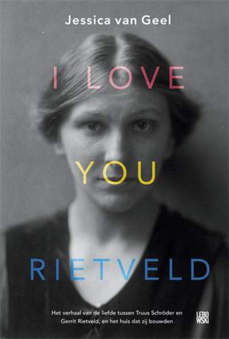 Cover van het boek. Beeld rv