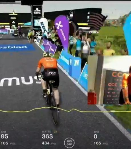 Van Avermaet wint 'vanuit zijn kot' dan eindelijk de Ronde van Vlaanderen