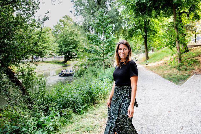 Dit is NOS presentator Malou Petter. Zij laat ons haar favoriete plaatsen in Utrecht zien.