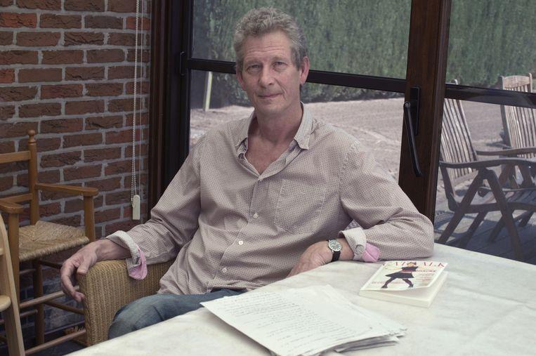 Jeugdauteur Dirk Bracke ziet zijn boeken Black en Back verfilmd.