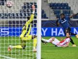 Kiezelharde uithaal Zapata zet Atalanta naast Ajax