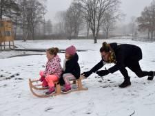 Sneeuwpret in Amersfoort: de leukste foto's op een rij