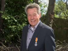 Gien van Wijk uit Drunen benoemd tot Lid in de Orde van Oranje-Nassau