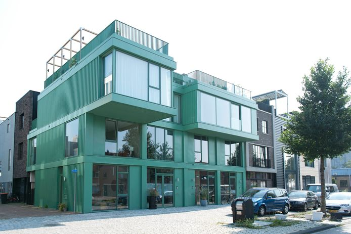 Het Havenhuis in Deventer, mogelijk het mooiste woon