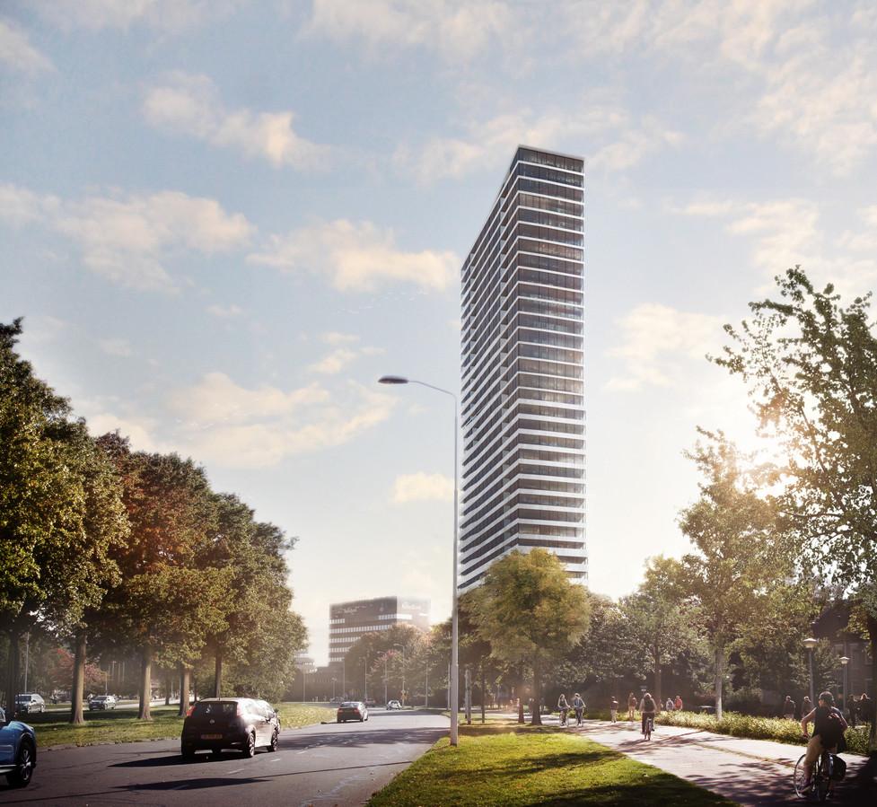 Philips Light Tower In Eindhoven: Nieuwe Skyline Van Eindhoven: Hoogbouw-explosie In