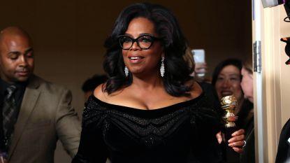 Oprah trapt 'Time's Up'-beweging nu echt op gang, Reese Witherspoon doet mee