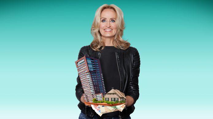 Natasja Froger gaat de huizenmarkt op.
