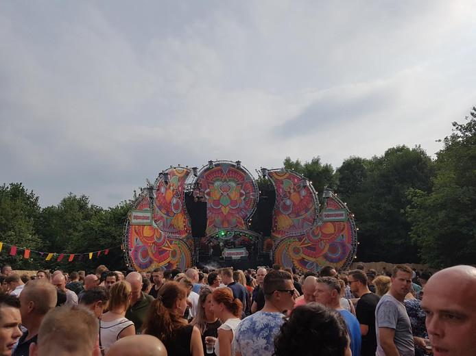 Met 28.000 bezoekers is het festival volledig uitverkocht.