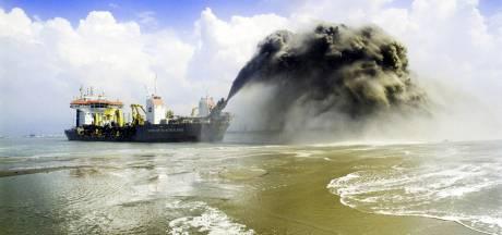 Personeel baggeraar Boskalis zit vast op schepen, slecht nieuws voor aandeelhouders