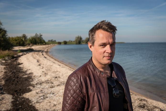 Regisseur David Grifhorst is erg enthousiast over Dordrecht.